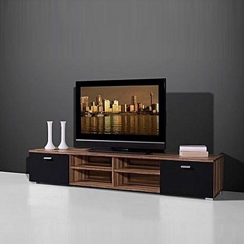 Finest TV Storage 5ft Brown