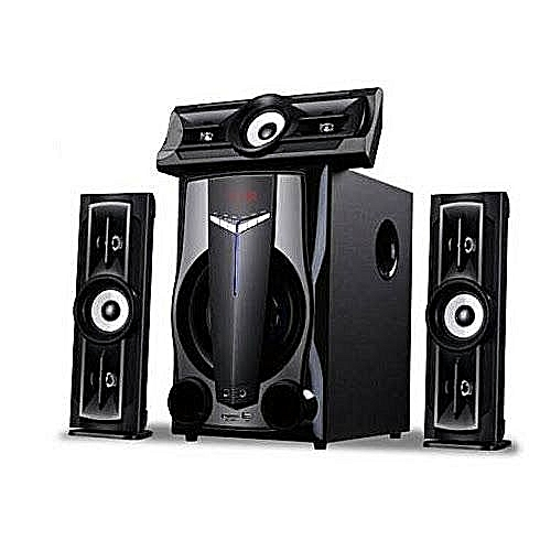 HOME THEATER SYSTEM WITH BLUETOOTH FUNCTION