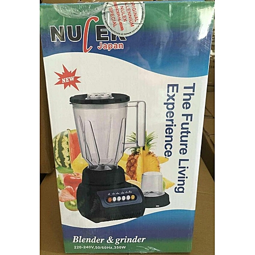 Electric Blender With Mill Attachments