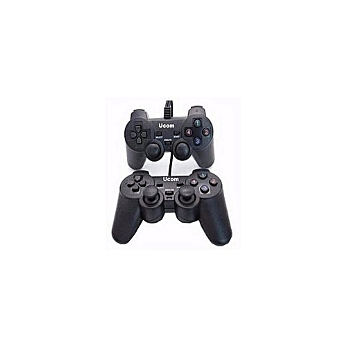 Controller Game Pad -Twin/Double - Dual Vibration USB For PC & Laptops -  Windows