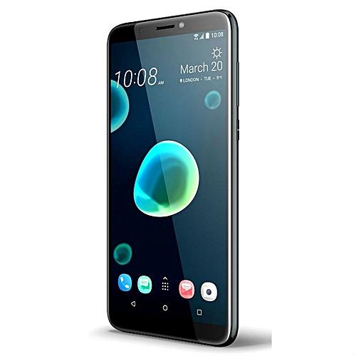 Desire 12+ (3GB/32GB) Dual Sim 6.0 Inch Android- Cool Black