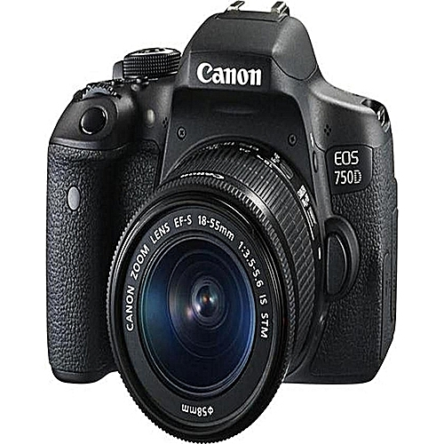EOS 750D DSLR Camera With 18-55