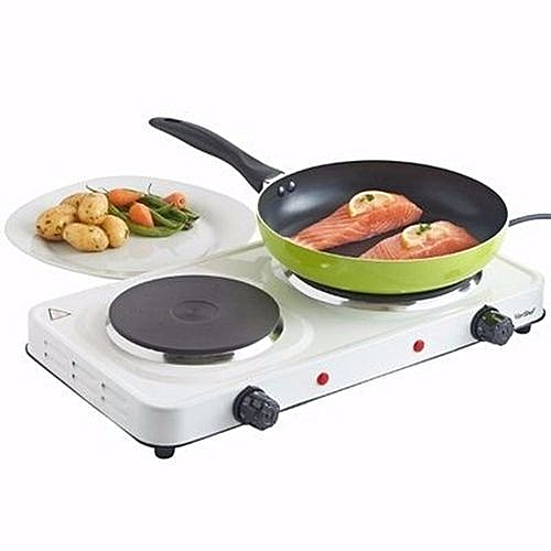 Premium Electric Double Hot Plate