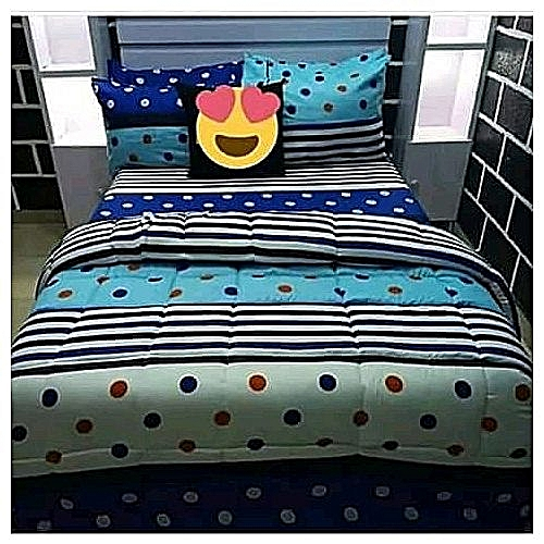 Bedsheet 2/4 Pillow Cases