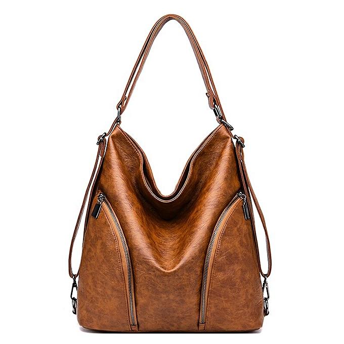 4429707a806 Designer Women Handbags Female PU Leather Crossbody Bags For Teenager Girls  Shoulder Bag Office Ladies Hobos Messenger Bag Tote