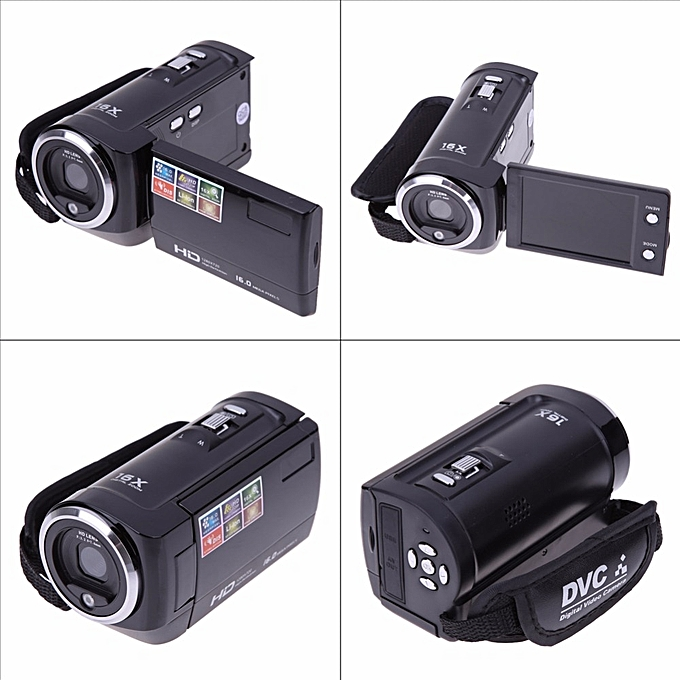 Generic Digital Camera Video Recorder Camcorder