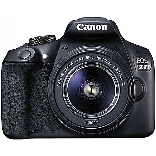 Canon 1300D -18-55mm Lens - Free 8gb SD Card