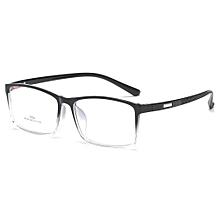 414bf95965e TR94 Rectangle Computer Glasses Anti-blue Light Eyewear Frame