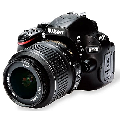 D5100 DSLR Camera HD Black