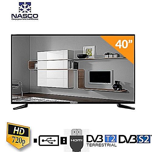 40-Inch Digital LED TV (Built In Voltage Regulator & MPEG4 Decoder + Free Wall Bracket)