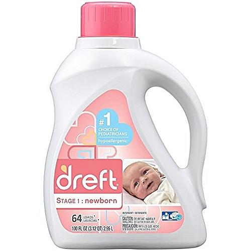Stage 1 Newborn Liquid Detergent 64 Loads