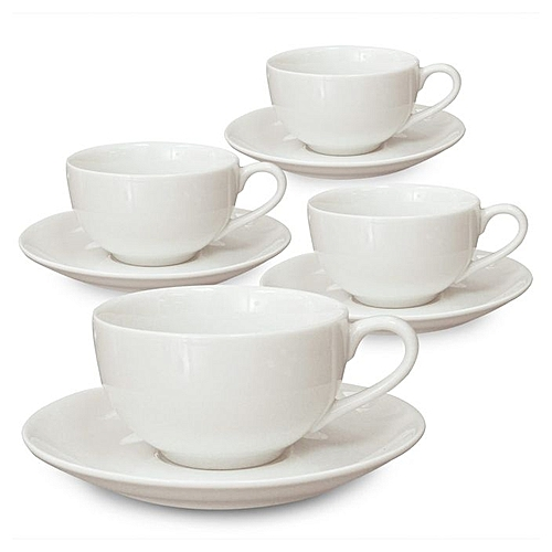 6 Pieces Cups and Saucer
