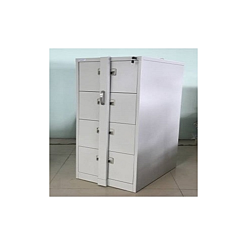 4 Drawer Cabinet With Safety Bar (Delivery Only In Lagos, Port Harcourt , Eket And Ogun)