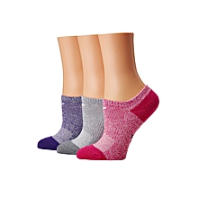 470d9cd197c1 Nike Performance Cushioned No Show Training Socks 3-Pair Pack - MD (Women