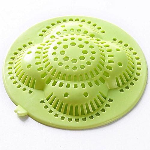 Kitchen Bathroom Reusable Floor Drain Filter Strainer Net Preventing Sewer Blockage Bathroom Clean Tools