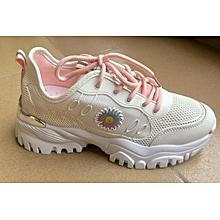 hot sale online d8460 4f771 Premium White Female Sneakers