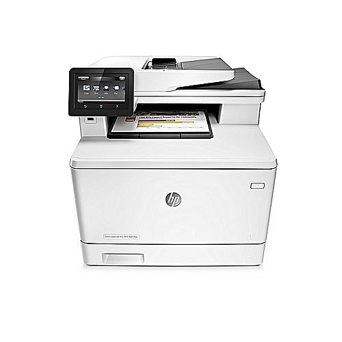 LaserJet Pro MFP M426fdw (B/W) All-In-One Printer