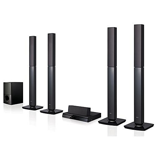 LG 1000w 5.1ch. Dvd Home Theater