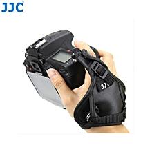 JJC Best Genuine Leather Hand Grip Strap Digital Camera Wrist Belt For Nikon D800 D3X D700 D300 D300S D5000 D200 D80 D60 As AH 4 for sale  Nigeria