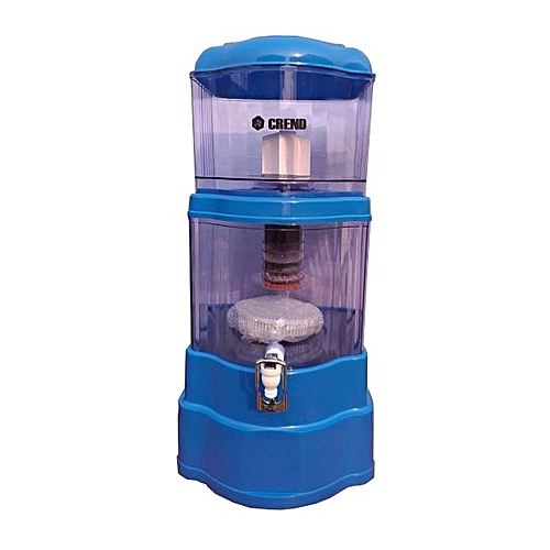 Water Filter Purifier - Blue