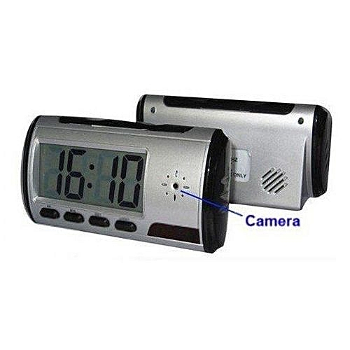 Digital Table Spying Clock