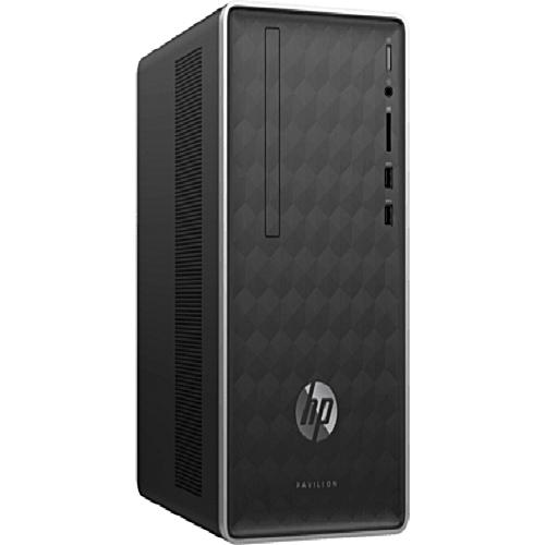 Pavilion 590-p0066 Desktop PC – 8th Generation Intel Core I5-8400 (6 Cores), 12GB RAM, 1TB HDD, DVDRW, Windows 10