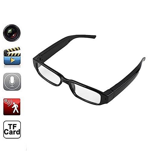 69025b9600 Generic Mini 720P HD Glasses Hidden Camera Eyewear DVR Video Recorder