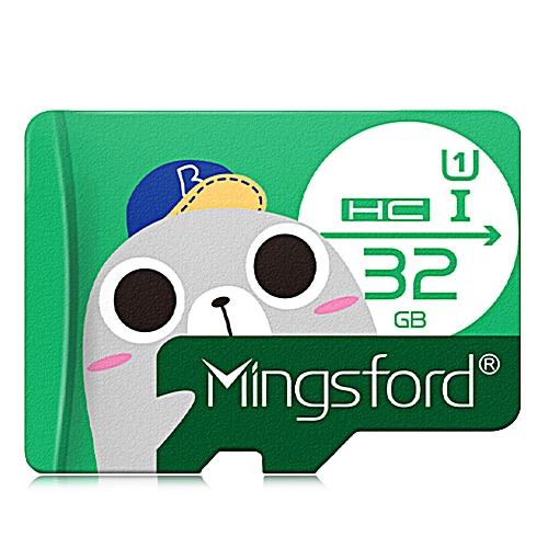 32GB Micro SD / TF Card - Green