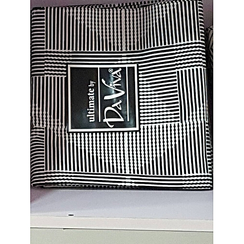 Ultimate Fabrics With Black And White Strips