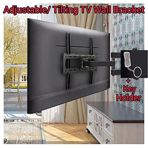 Generic Biggest Above 52 Adjustable Tv Wall Bracket Hanger