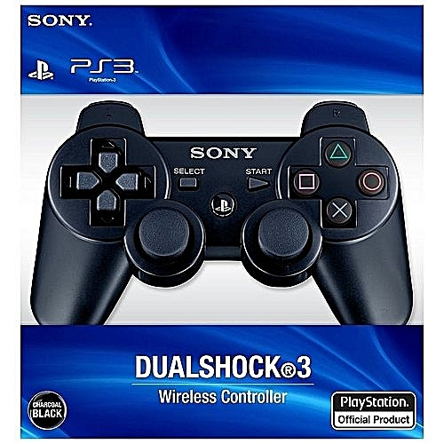 Sony PS 3 Game Pad Black