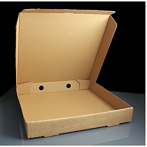 "Pizza Box (12"" Brown ) - 50 Units"