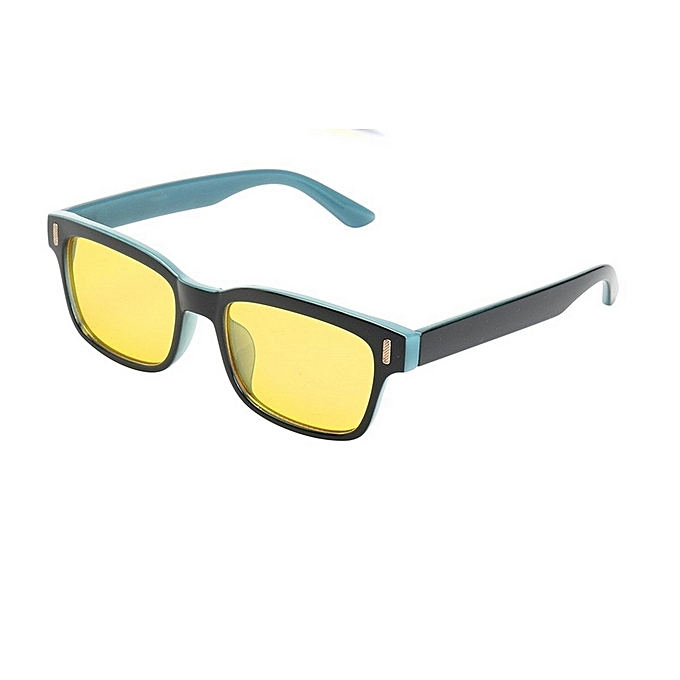 272e77997fc0 Fashion Blue Anti Glare And Anti Blu-ray Gaming Glasses