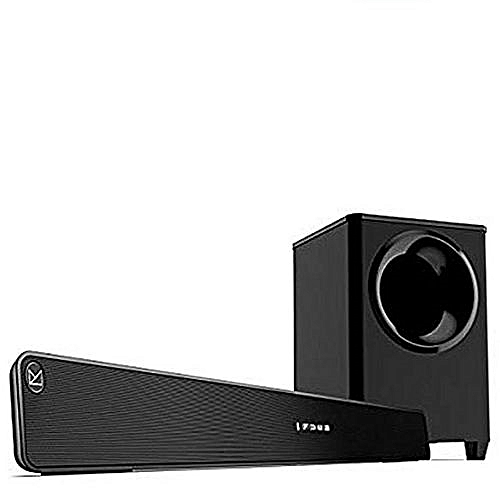 T-388 Sound Bar With Woofer - Black