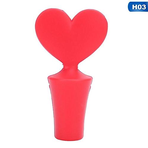 1pc Mini Wine Bottle Stopper Poker Spades Heart Plug Cork Wine Stoppers Home Wine Bottle Bar Gifts Tools