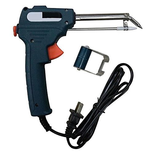 OR 220V 60W Manual Soldering Gun Electric Iron Automatic Machine-Black