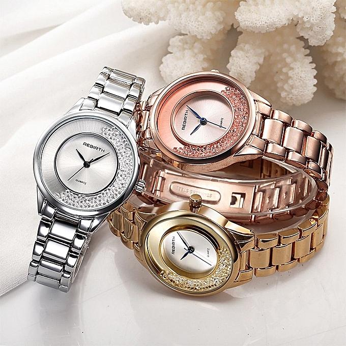 d77905e839ba15 ... Zai Lu Shang Shop REBIRTH Women WatcheLuxury Lady Watch Woman Gold  WristwatcheFashion Crystal WatcheGift Watch Women