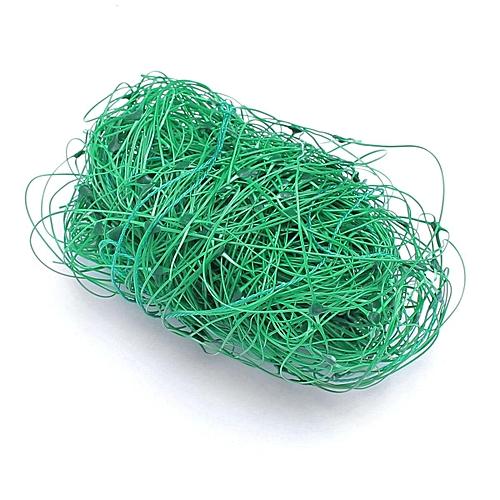 8pcs Green Nylon Trellis Netting - Plant Support Climbing Grow Tent Garden 142*71''
