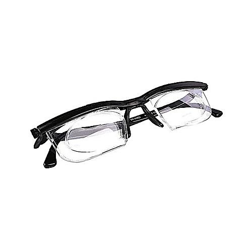 eaffdbfb0f Fashion Dial Vision Adjustable Reading Lens Eyeglasses As Seen On TV  Display Adjustable Lens Eyewear