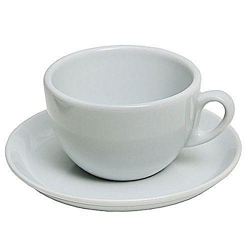6 Tea Cups & 6 Saucers