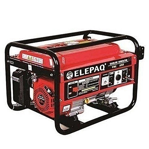 Elepaq Constant 3.5KVA Manual Start Generator