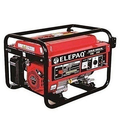 Elepaq Constant 3.5KVA Manual Start Generator