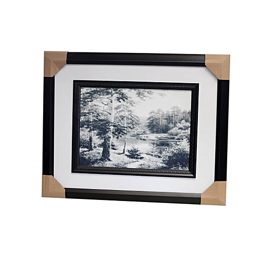 Home Decor Wood Frame