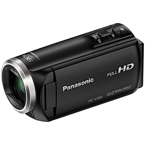 Panasonic V260 Digital Camera Camcorder