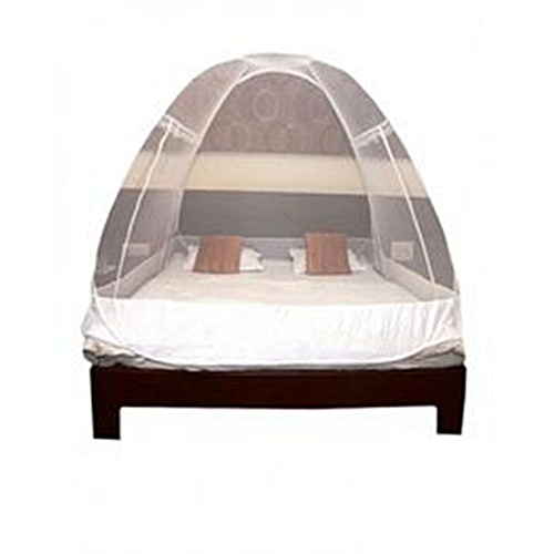 Foldable Tent Mosquito Net - 7 X 7 Bed