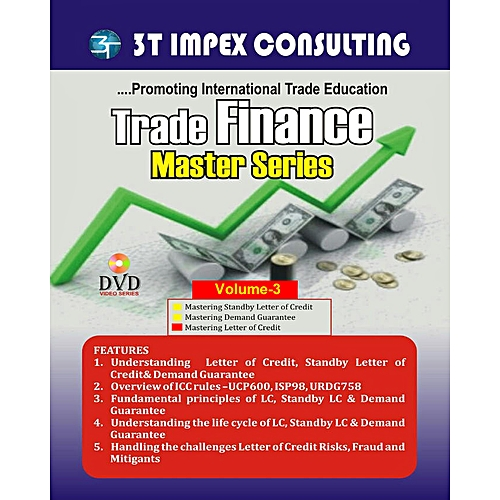 3T Impex Trade Finance Master Vol-3: Mastering Letter of Credit (DVD)