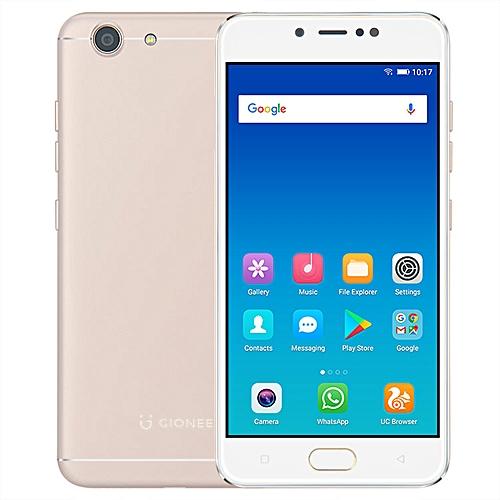 S10 Lite 5.2-inch (4GB, 32GB ROM) Android 7.1, 3100mAh, 13MP+16MP, 4G LTE Smartphone - Gold