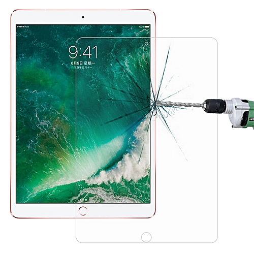 For IPad Pro 10.5 Inch 0.3mm 9H Surface Hardness Full Screen Tempered Gl Screen Protector
