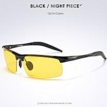 2c2fb5555bd Goggles Eyeglasses Polarized Driving Sunglasses Yellow Lens Night Vision  Driving Glasses Men