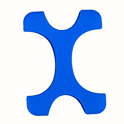 2.5 Inch Shockproof Hard Drive Disk HDD Silicone Case Cover Protector-BLUE
